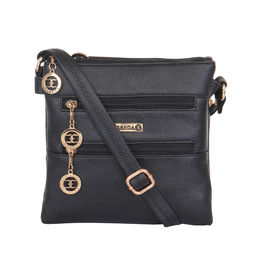 ESBEDA LADIES SLING BAG MA220716,  black