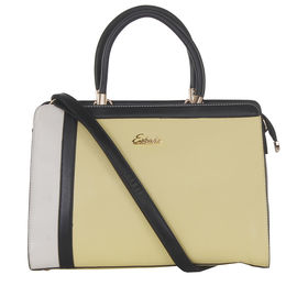 ESBEDA Ladies Handbag D5187,  yellow