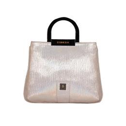 ESBEDA Medium Size Embellished Armbag For Women,  silver