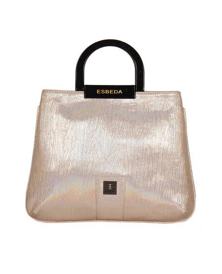 ESBEDA Medium Size Embellished Armbag For Women,  gold