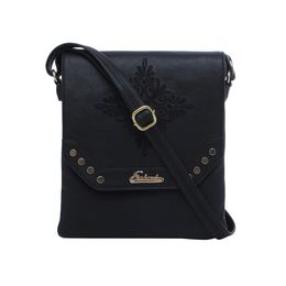 ESBEDA LADIES SLING BAG MS22102017,  black