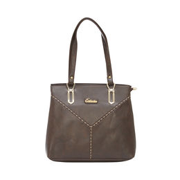 ESBEDA HANDBAG MO20062017,  dark brown