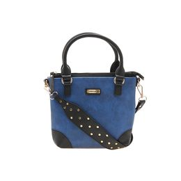 ESBEDA HANDBAG AS060717,  d-blue-black