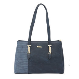 ESBEDA LADIES HANDBAG 18646,  blue