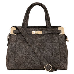 Esbeda Ladies Shoulder bag D1768-1,  dark grey