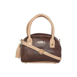 ESBEDA LADIES SLINGBAG A00100049-5,  d brown-beige