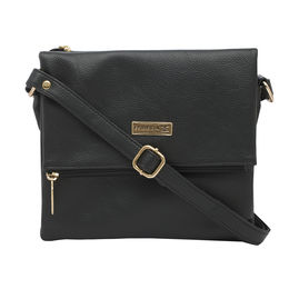 ESBEDA Ladies Sling Bag AY010517,  black