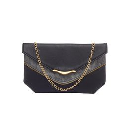ESBEDA LADIES CLUTCH AB10122017,  black