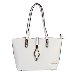ESBEDA Ladies Hand Bag L-8227,  white