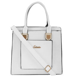 Esbeda Ladies Shoulder bag D1858,  white