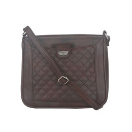 ESBEDA Ladies Sling Bag MZ290716,  brown