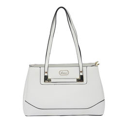 ESBEDA LADIES HANDBAG 18746,  white