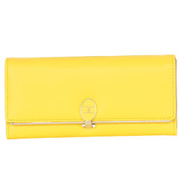 ESBEDA Ladies Clutch 8710,  yellow
