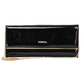 ESBEDA Ladies Clutch 8646,  black