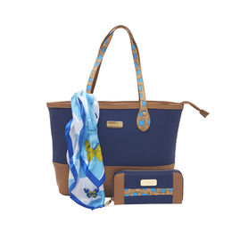 ESBEDA Ladies Handbag G-128-13,  blue