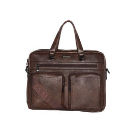 ESBEDA Regular Size Camaro Crossbody Laptop bag For Men,  brown