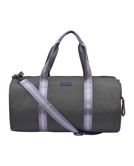 ESBEDA Solid Pattern Gym Bag 001005230,  green