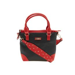 ESBEDA HANDBAG AS060717,  black-red