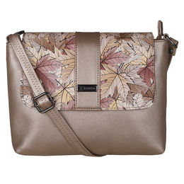 ESBEDA LADIES SLINGBAG A00100049-16,  rust-gold