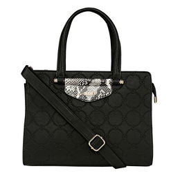 Esbeda Ladies Shoulder bag D1621,  black