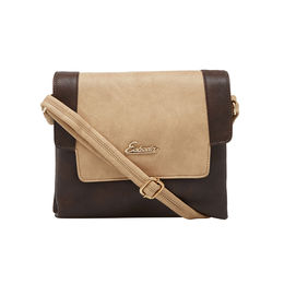 ESBEDA LADIES SLING BAG MS30082017,  d brown