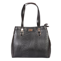 ESBEDA Ladies Hand Bag 17630-A,  black