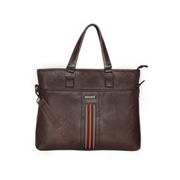 ESBEDA Regular Size Voyagar Laptopbag For Men,  coffee