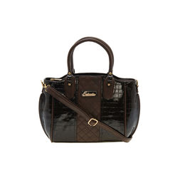 ESBEDA LADIES HANDBAG NH130916,  d brown