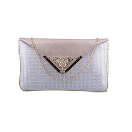 ESBEDA LADIES CLUTCH AB08122017,  silver