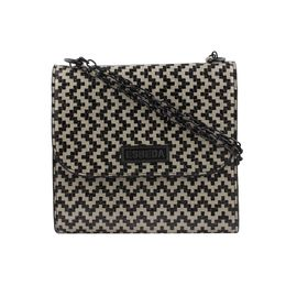 ESBEDA LADIES SLING BAG EB-001,  blackish gold pattern