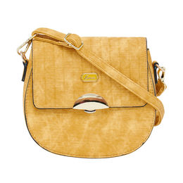 ESBEDA LADIES SLING BAG 18716-2,  yellow