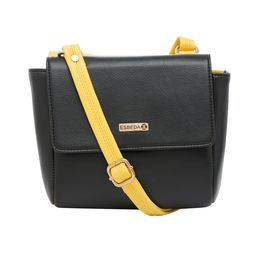 ESBEDA LADIES SLING BAG MS140517,  black-yellow