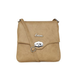 ESBEDA LADIES SLING BAG SA21082016,  beige