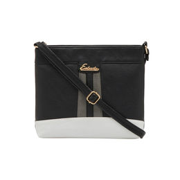 ESBEDA LADIES SLING BAG MS29082017,  black