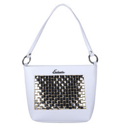 Esbeda Chatai Handbag 3621, white
