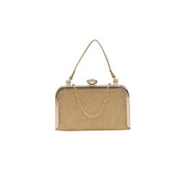ESBEDA LADIES CLUTCH 8009-1,  gold