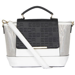 ESBEDA Ladies Handbag D5207,  white