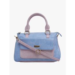 ESBEDA LADIES HANDBAG AS02122017,  l blue-l pink