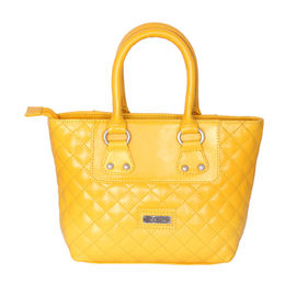 ESBEDA HANDBAG 8101004,  yellow