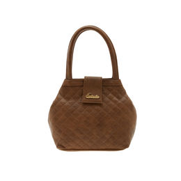 ESBEDA LADIES HANDBAG CD270717,  l coffee