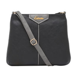 ESBEDA LADIES SLING BAG AD05052017,  black