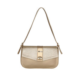 ESBEDA Solid Sweet Elegant handbag For Women,  gold