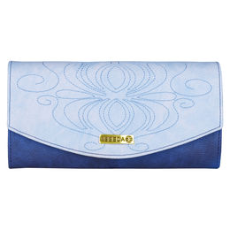 ESBEDA LADIES WALLET Z00100001-13,  blue