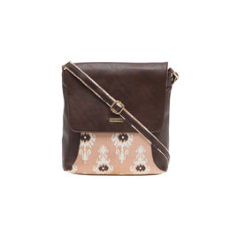 ESBEDA LADIES SLING BAG SS260717-1,  d brown