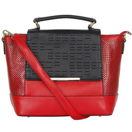 ESBEDA Ladies Handbag D5207,  red