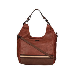 ESBEDA Medium Size Catalina Hobo Handbag For Women,  brown