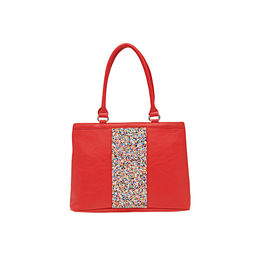 ESBEDA LADIES HANDBAG SHA3008201,  red
