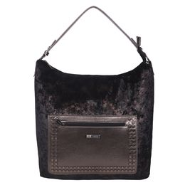 ESBEDA LADIES TOTEBAG L20047,  black