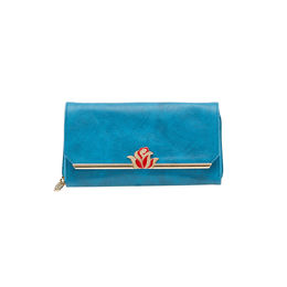 ESBEDA LADIES WALLET SU26082017,  m blue