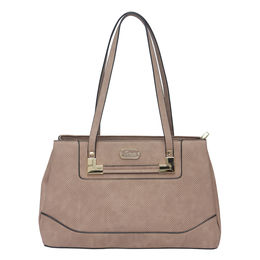 ESBEDA LADIES HANDBAG 18746,  camel